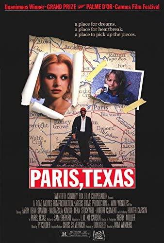 Film Paris Texas